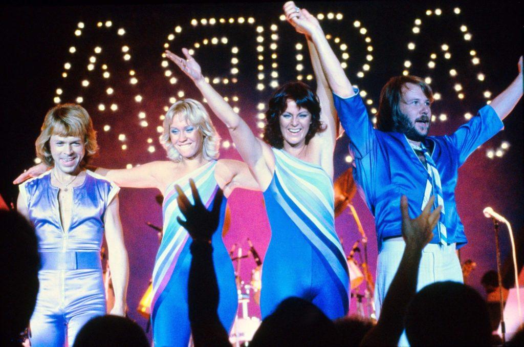 ABBA/Photo: facebook@ABBA