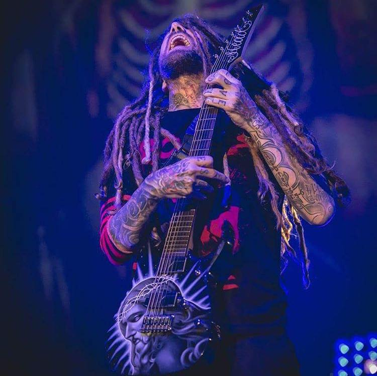 Brajan Velč/Photo facebook@brianheadwelch