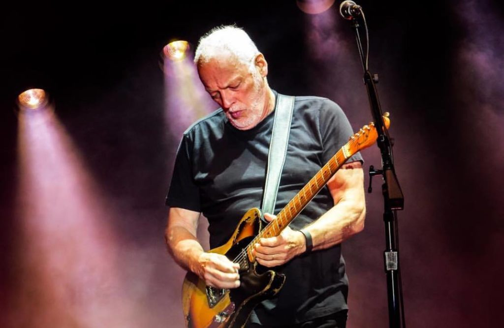 Dejvid Gilmur/Photo: facebook@davidgilmour