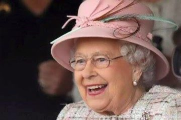 Kraljica Elizabeta II/Photo: facebook@HMRoyalQueen