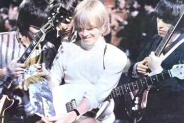 Btajan Džons, The Rolling Stones/Photo: facebook@Brian Jones - Rolling Stones