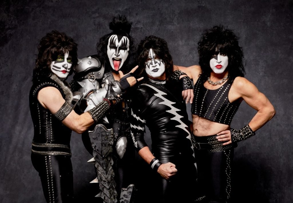 Kiss/Photo: facebook@KISS