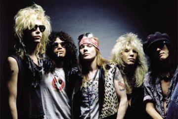 Guns N' Roses/Photo: Promo