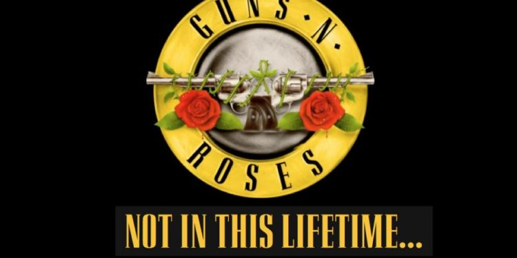 Guns N' Roses/Promo