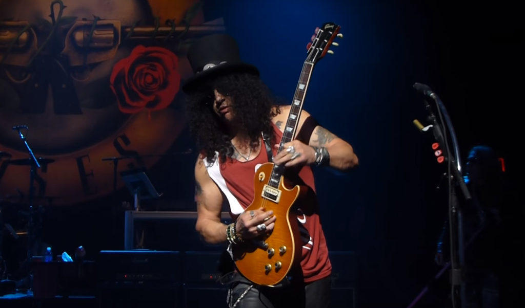 Guns N' Roses /Photo: YouTube printscreen