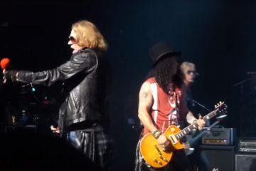 Guns N' Roses /Photo: YouTube printscreen