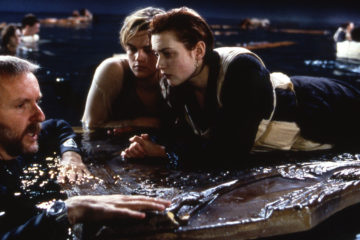 Džejms Kameron, Titanik/Photo: YouTube printscreen