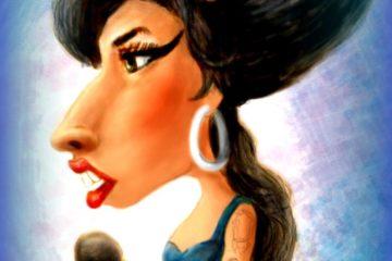 Svetlana Ceca Krstić (Amy Winehouse)/ Photo: Demofest