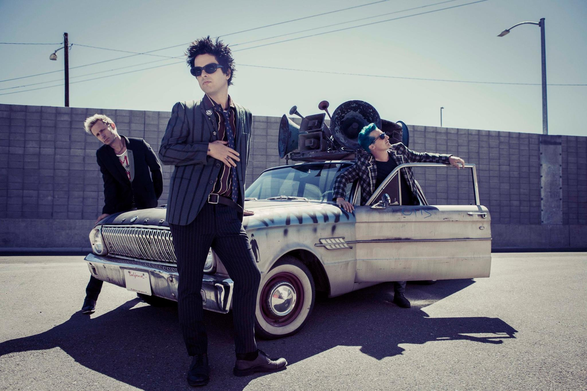 Green Day/ Photo: Facebook@GreenDay