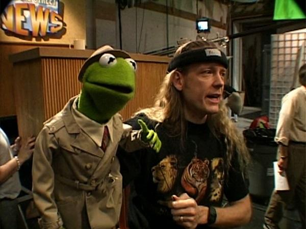 Stiv Vitmajer, Kermit/Photo: YouTube printscreen