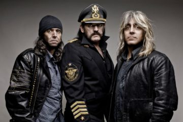 Motörhead/ Photo: Facebook @OfficialMotorhead