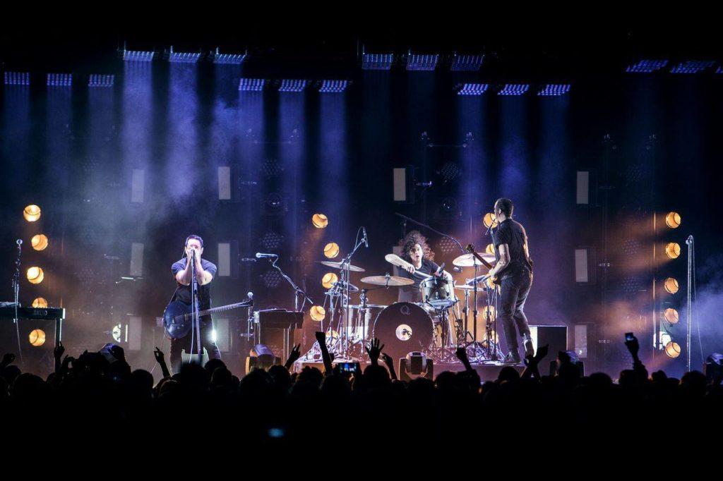 Nine Inch Nails/ Photo: Facebook @ninofficial