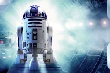 R2D2/ Photo: youtube.com printscreen