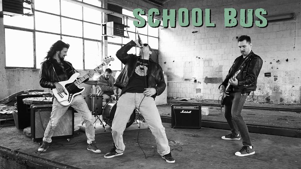 School Baus/ Photo: Facebook/ School Bus
