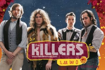 The Killers: Photo: Promo