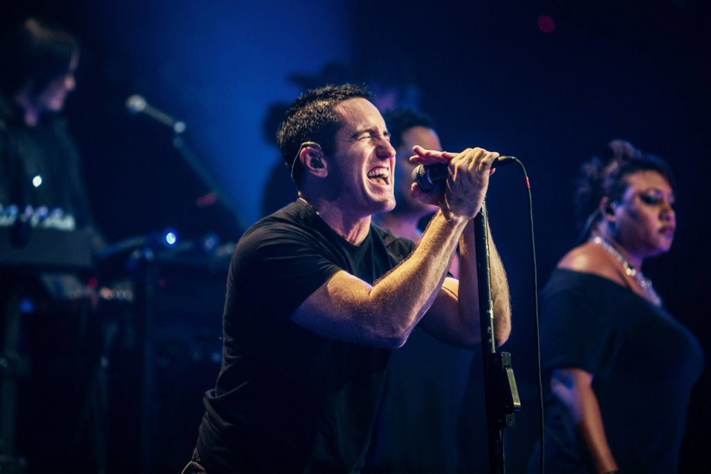 Trent Reznor/ Photo: Facebook @ninofficial