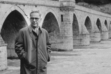 Ivo Andrić/ Photo: unilib.rs