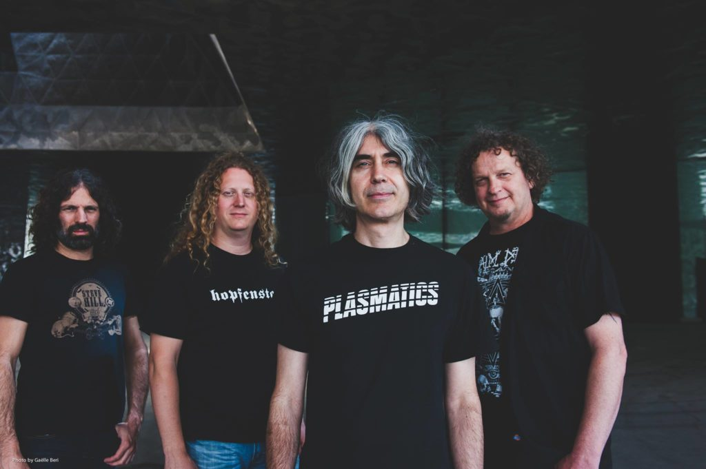Voivod/ Photo: Facebook @voivod