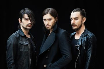 Thirty Seconds To Mars /Photo: facebook@thirtysecondstomars