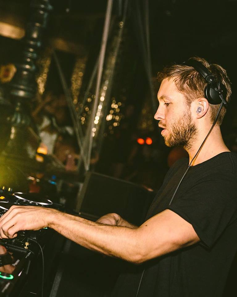 Kalvin Haris/Photo: facebook@calvinharris