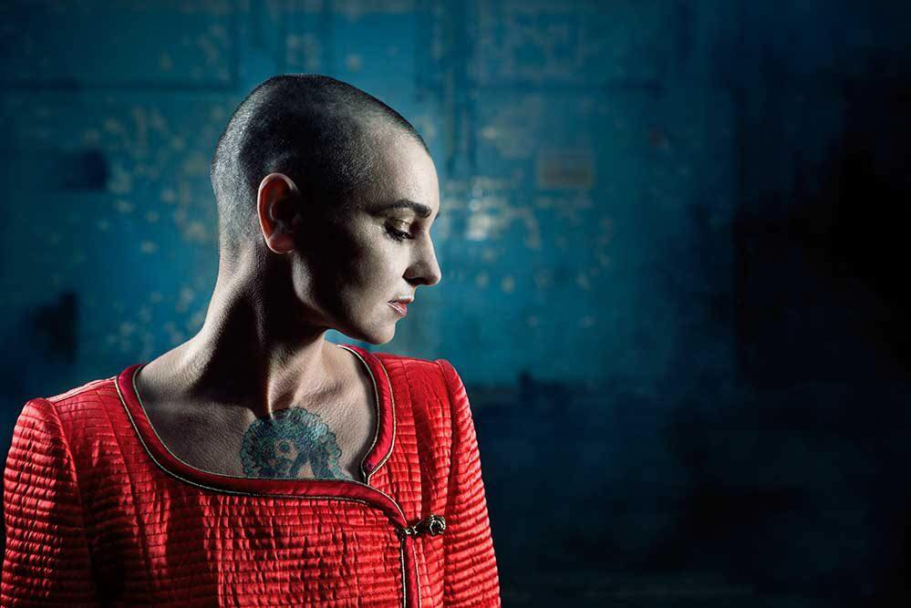 Šinejd O'Konor/Photo: facebook@Sinéad O'Connor