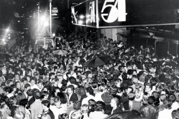 Studio 54/Photo: facebook@OldNewZorkImages