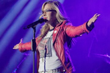 Anastasia/Photo: facebook@anastacia