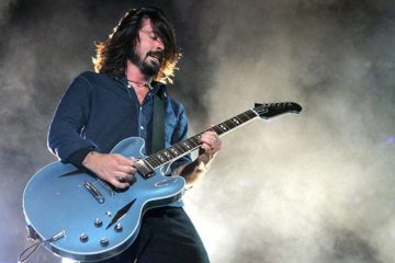 Dejv Grol, Foo Fighters/Photo: facebook@foofighters