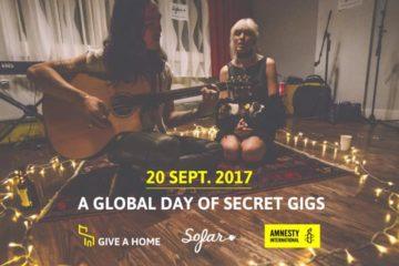 Give a Home festival/Photo: facebook@sofarsounds