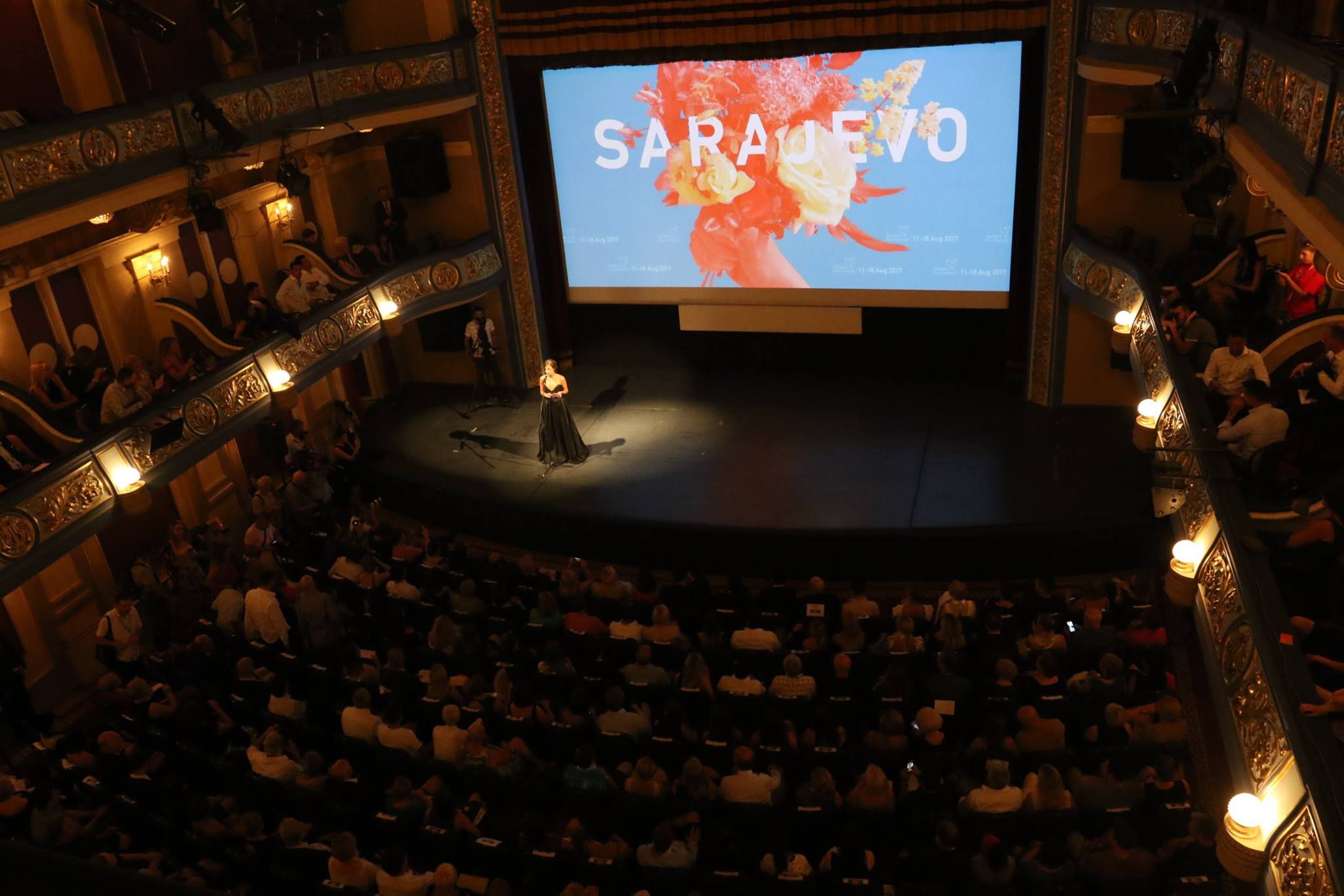 Sarajevo film festival/Photo: facebook@sarajevofilmfestival