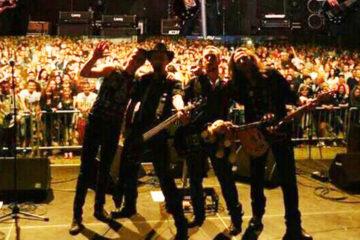Santos Brothers Band/Photo: facebook