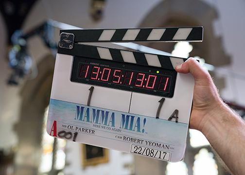 Mamma Mia promo