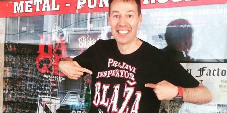 Inspektor Blaža/ Photo: Facebook @PrljaviinspektorBlaza