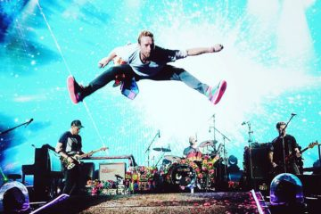 Coldplay/ Photo: Facebook @coldplay