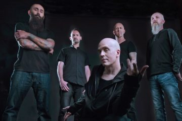 Devin Townsend Project/ Photo: Facebook @dvntownsend