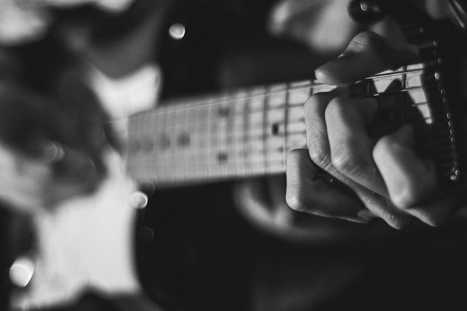 Gitara/Photo: Pixabay