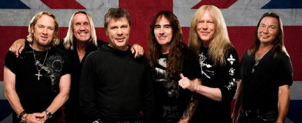 Photo: Facebook @ironmaiden