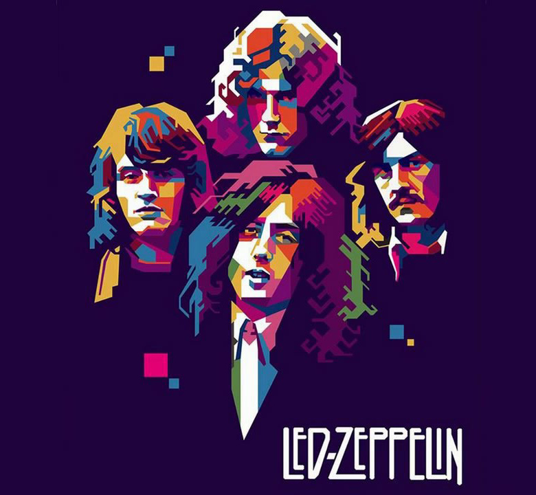 Led Zeppelin/omot