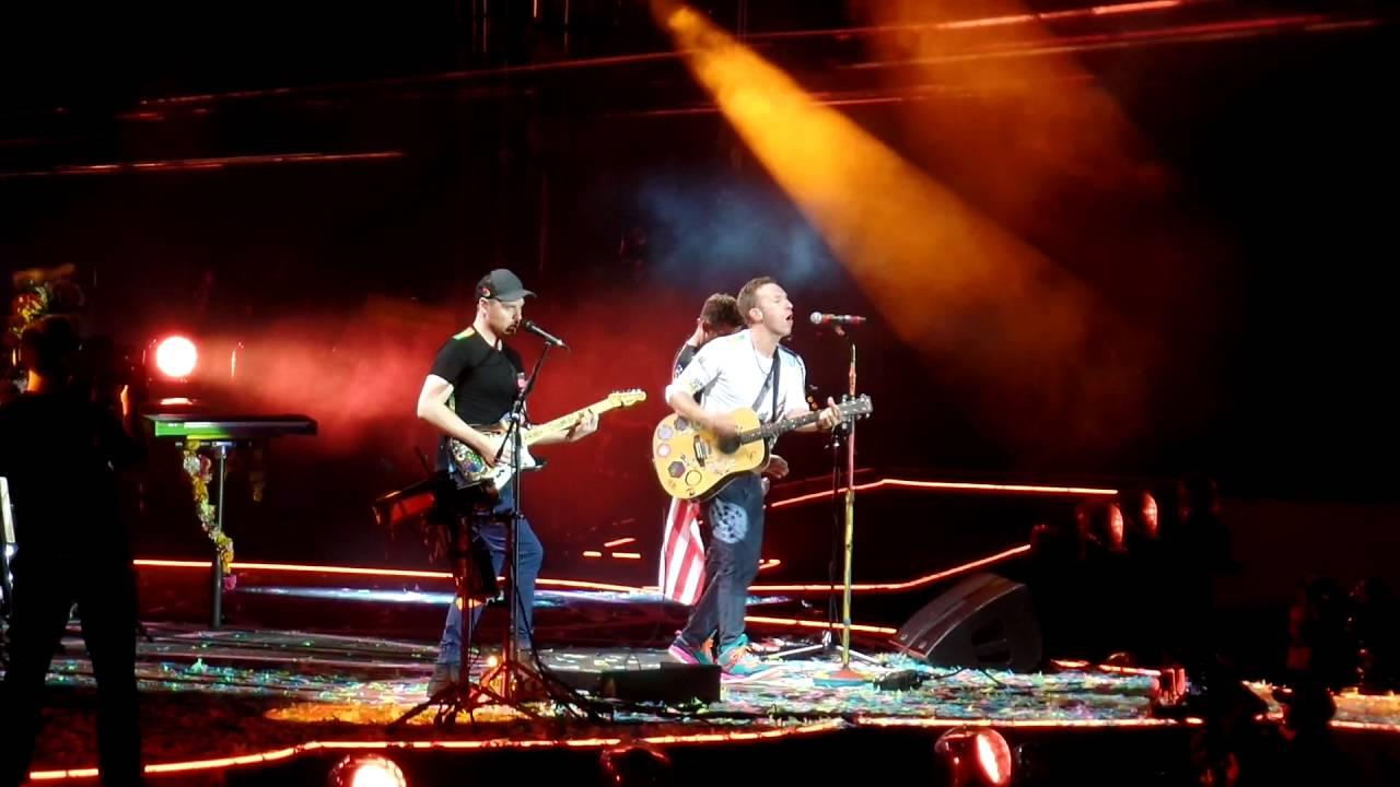 Coldplay/Photo: YouTube printscreen