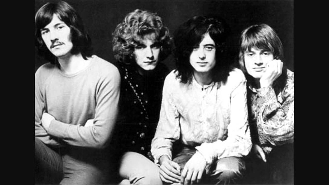 Led Zeppelin/Photo: facebook@ledzeppelin