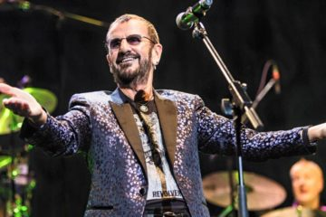 Ringo Star/Photo: Facebook@ringostarrmusic