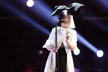 Sia/ Photo: Facebook @SiaMusic