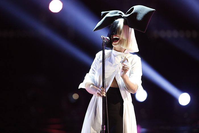 Sia/ Photo: Facebook @SiaMusic