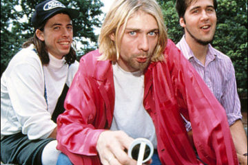 Nirvana/Photo: facebook@Nirvana