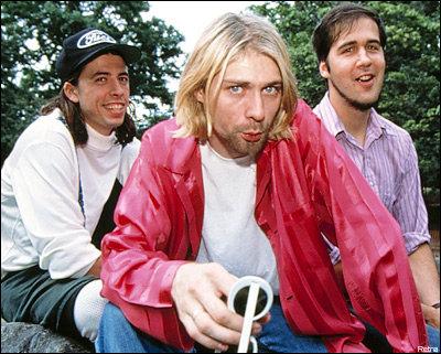 Nirvana/Photo: facebook@Nirvana