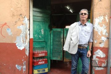 Entoni Burden/Photo: facebook@AnthonyBourdain