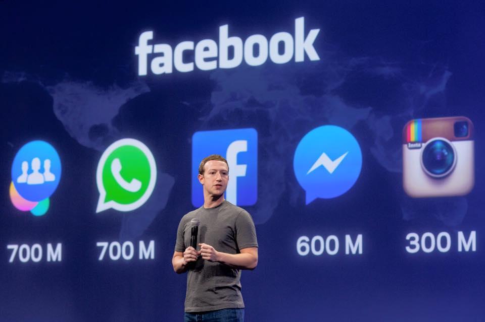 Maerk Zakerberg/Photo: facebook@Mark Zuckerberg