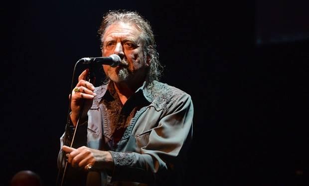 Robert Plant/Photo: printscreen