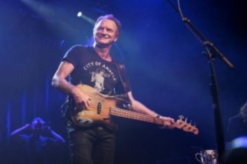 Sting u Kombank areni/Photo: YouTube printscreen