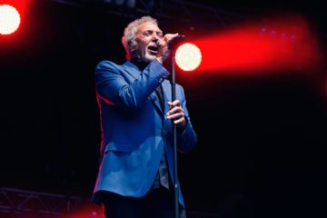 Tom Džons/Photo: facebook@SirTomJones